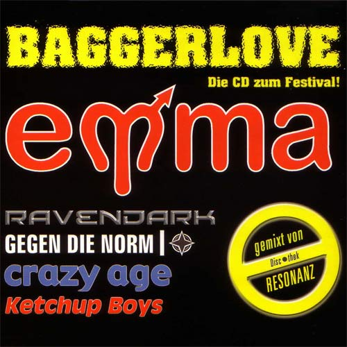 Various Artists - Baggerlove Compilation 1