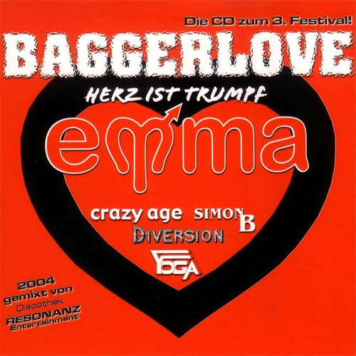 "Various Artists - Baggerlove Compilation 3 ""Herz ist Trumpf"""