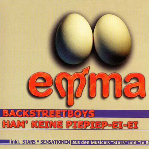 Emma - Backstreetboys ham' keine Pieiep-ei-ei