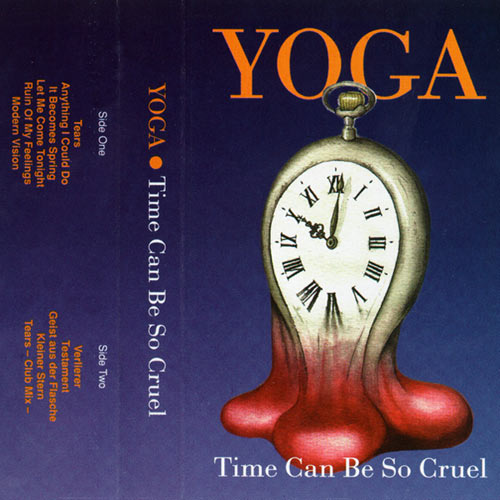 Yoga MC Time can be so cruel