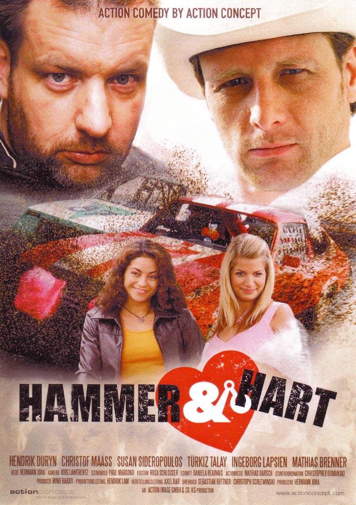 Hendrik Duryn, Christof Maass, Action Concept, Pro7, Hammer Hart