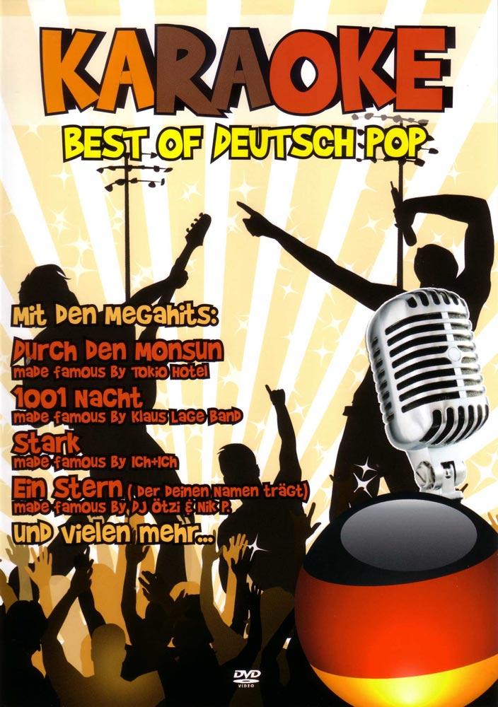 Karaoke Best of Deutschpop Tokio Hotel Klaus Lage Ich + Ich DJ Ötzi Nik P.