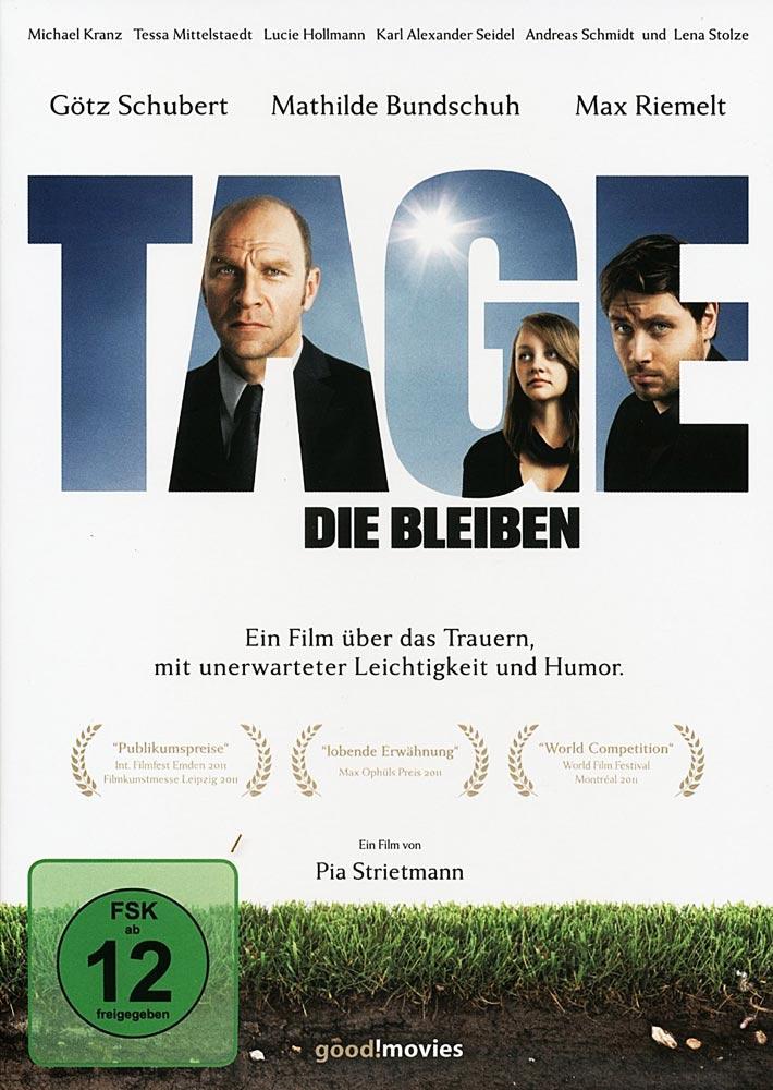 Tage die bleiben DVD Film von Pia Strietmann