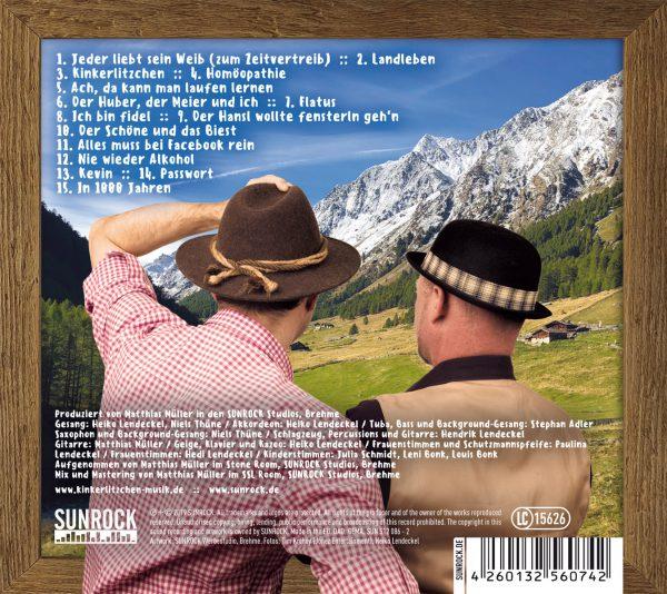 Kinkerlitzchen Landleben Wirtshausmusik