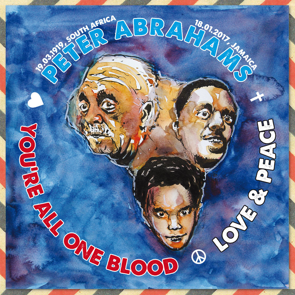 Peter Abrahams You're all one blood Audiobook